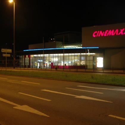 Das Cinemaxx in Wuppertal